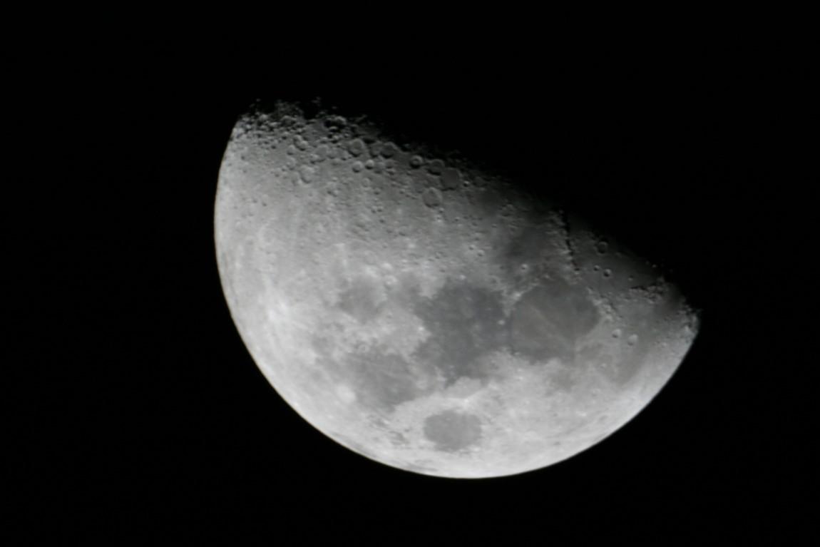 Galeria: Księżyc 8.04 - 14.04 2008