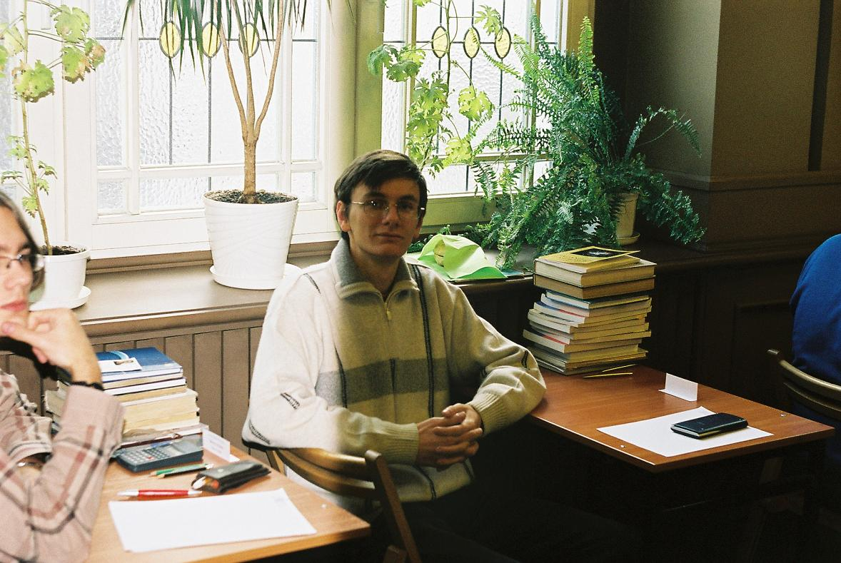 Galeria: XLIX Olipiada Astronomiczna etap okręgowy Katowice 16.01.2006