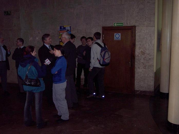 Galeria: XLIX Olipiada Astronomiczna etap centralny Chorzów 9-13.03.2006