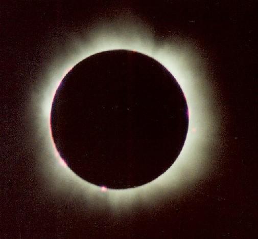 Galeria: Całkowite Zaćmienie Słońca 11.08.1999
