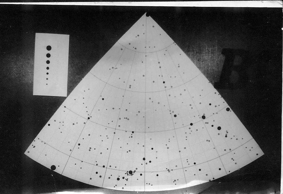 Galeria: Mapki nieba planetarium