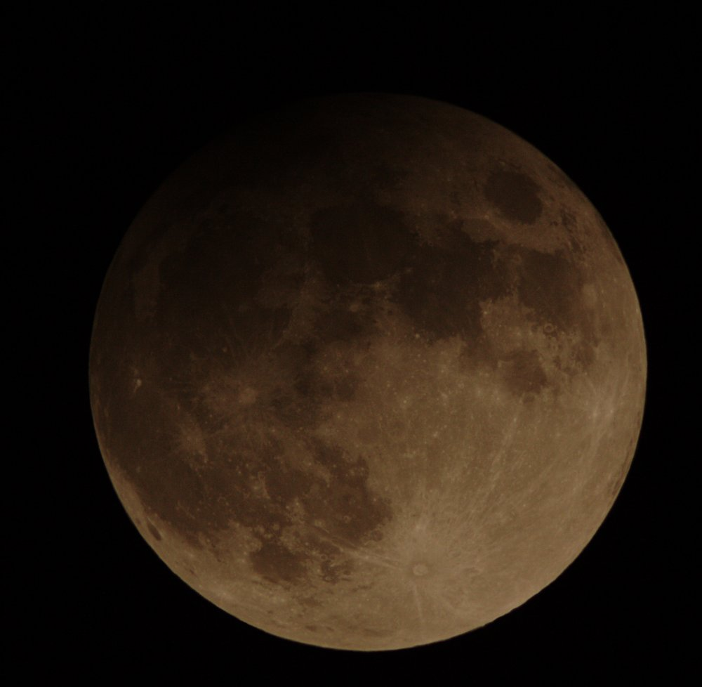 Galeria:  Półcieniowe zaćmienie Księżyca 11.02.2017