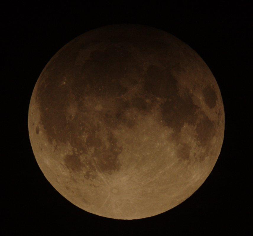 Galeria: Półcieniowe zaćmienie Księżyca 16.09.2016